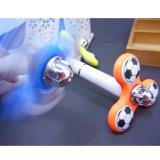ハンドスピナーサッカーボール付きのボールペン