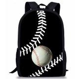 (子供用)野球ボール柄のリュックサック