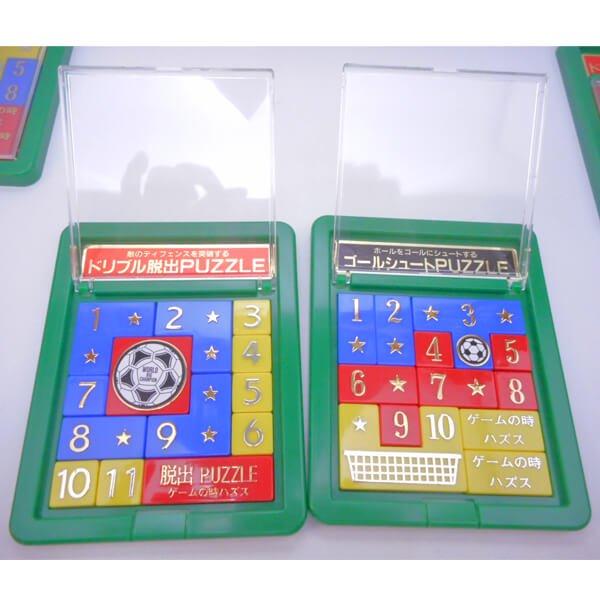 サッカーゲームの知育PUZZLE 1個【画像2】