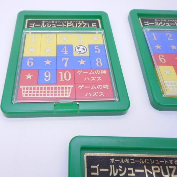 サッカーゲームの知育PUZZLE 1個【画像3】
