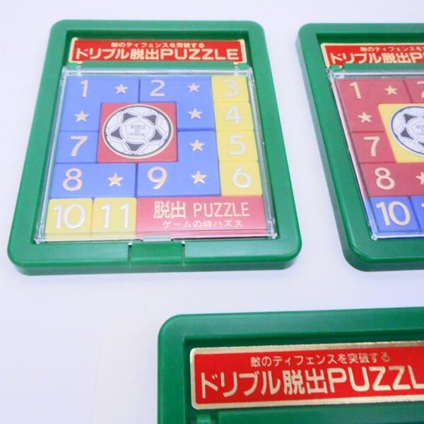 サッカーゲームの知育PUZZLE 1個【画像4】