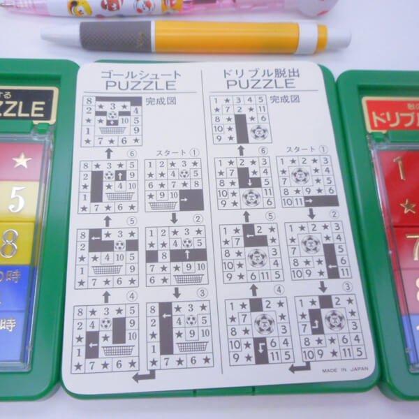サッカーゲームの知育PUZZLE 1個【画像5】