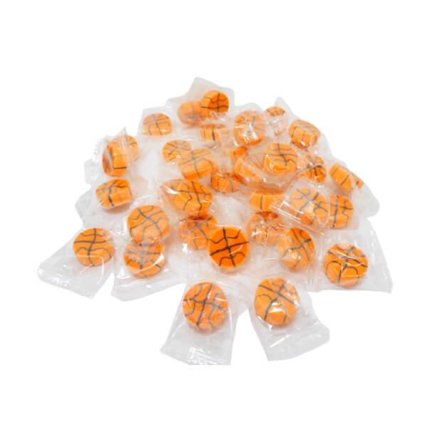 バスケが好きになる飴 (バスケットボール型 10個入り)【画像3】