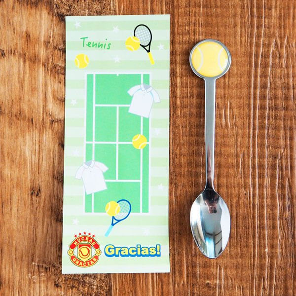 スポーツボールスプーン  オリジナルテニスタイプ