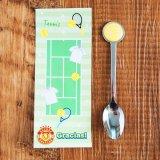 テニスグッズ 金額で選択 スポーツボールスプーン  オリジナルテニスタイプ
