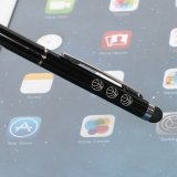 バスケットボール柄入り 液晶タッチペン付きのオリジナルボールペン 単価178円〜