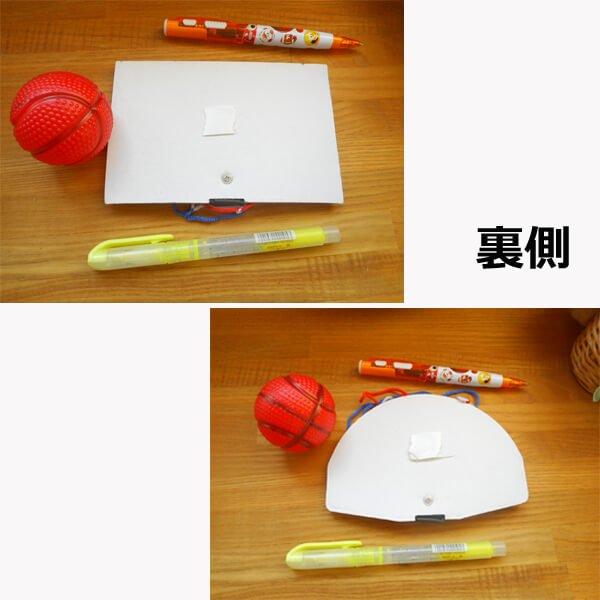 子供用ミニバス フリースローセット(バスケットゴールとボール) 1個【画像4】