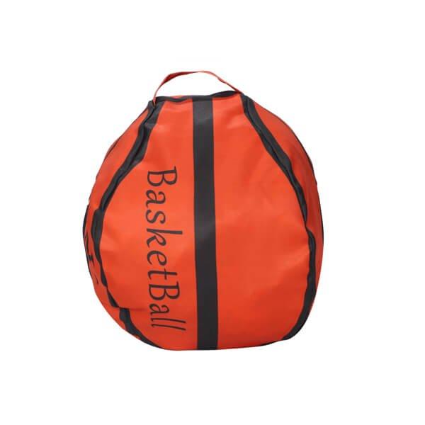 ユニークなバスケットボール収納袋