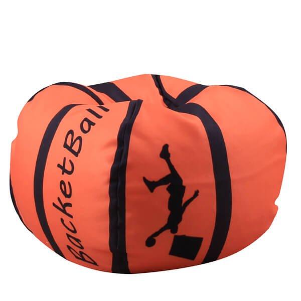 ユニークなバスケットボール収納袋【画像2】
