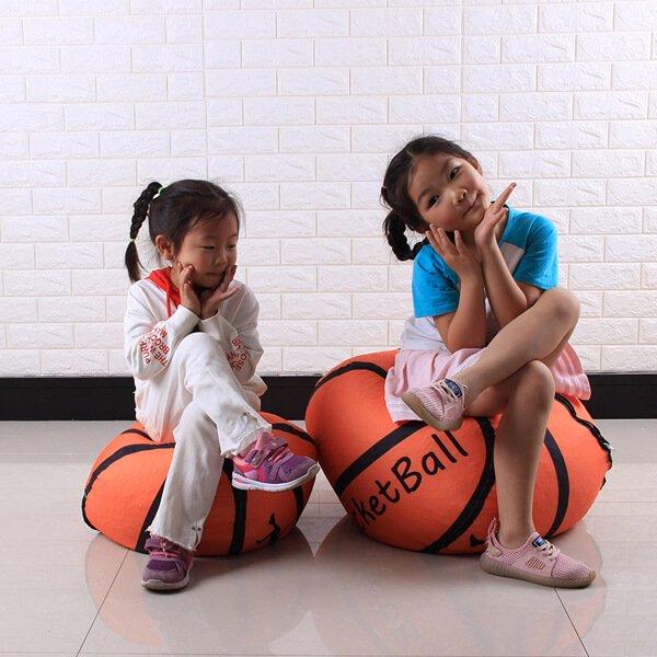 ユニークなバスケットボール収納袋【画像7】