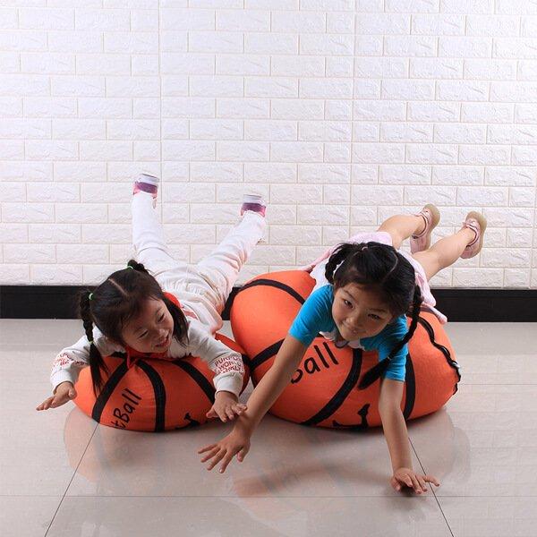 ユニークなバスケットボール収納袋【画像8】