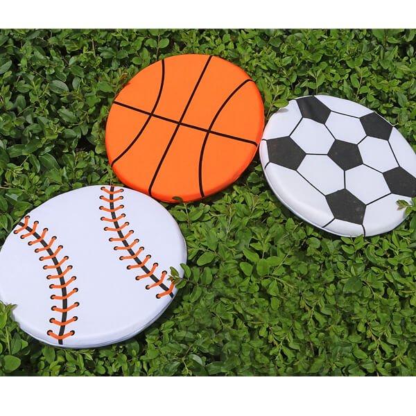 アウトレット 野球ボール型のソフトフリスビー【画像5】