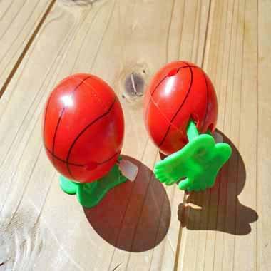 アウトレット(インクミスあり) バスケットボール型 ぴょこぴょこボール