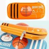 日用雑貨(ボールグッズ)  バスケットボールのボニータペンケース(オレンジ)