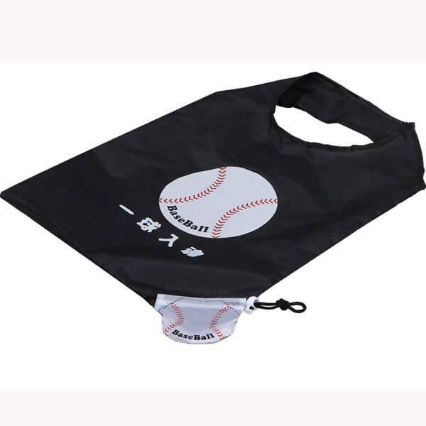 セットがお得 野球のオリジナルエコバッグ 「一球入魂」 単価258円〜【画像3】