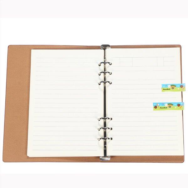 セットがお得 野球柄のオリジナルマスキングテープ(単価115円〜)【画像5】