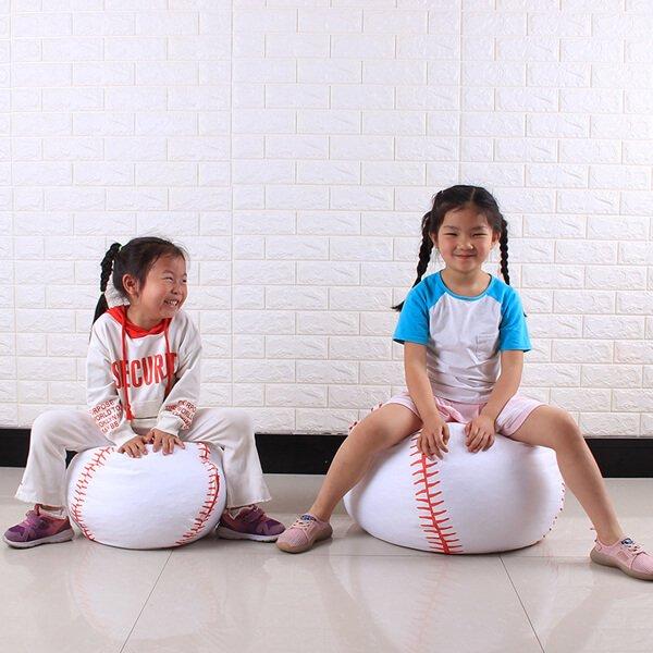 ユニークな野球ボール収納袋