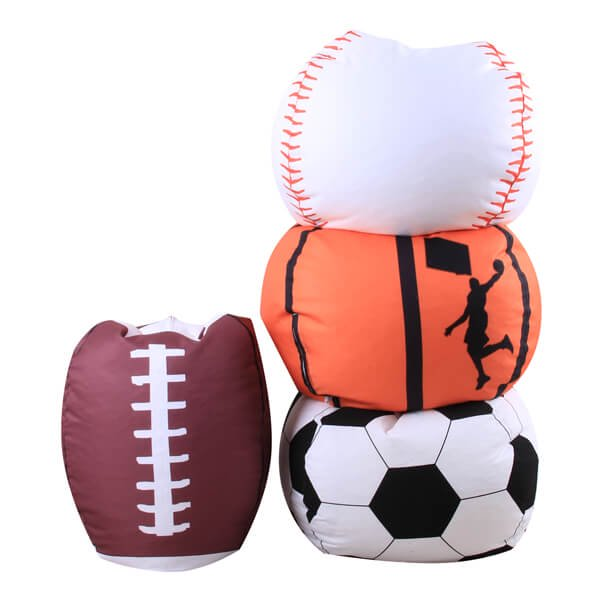ユニークな野球ボール収納袋【画像4】