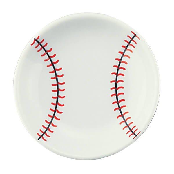 野球柄の可愛いまめ皿(小皿)【画像5】