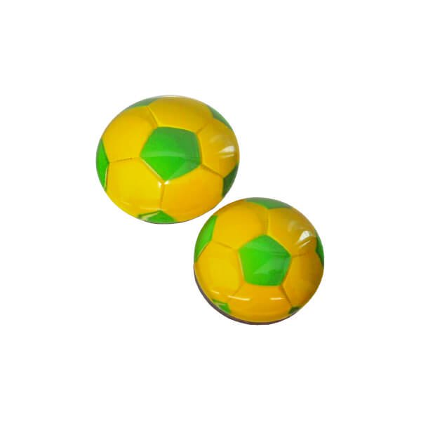 ツヤツヤきれいなクリスタルサッカーマグネット  1個【画像11】