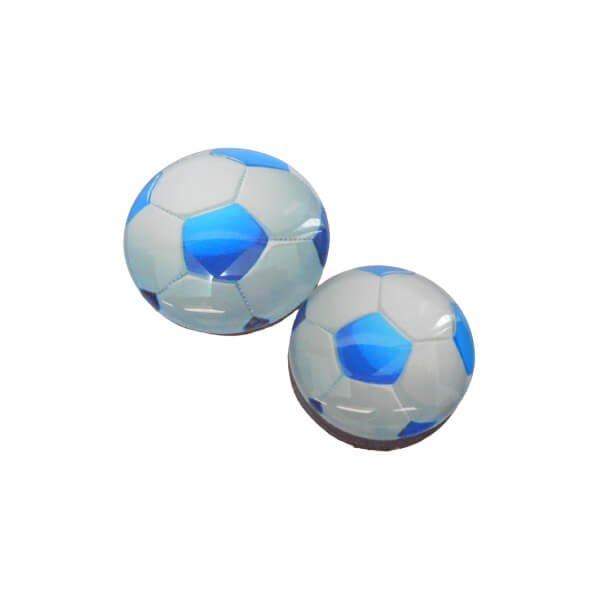 ツヤツヤきれいなクリスタルサッカーマグネット  1個【画像10】