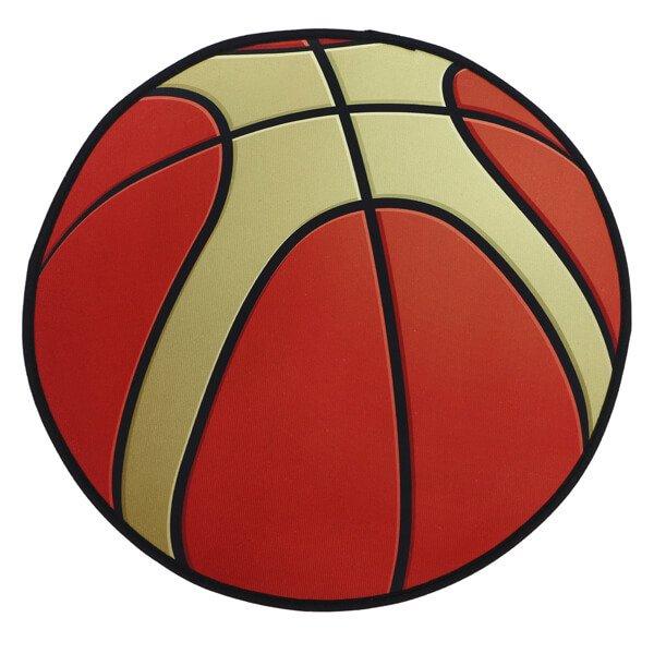 バスケットボール型マット モルテンタイプ【画像2】