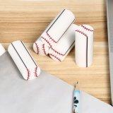 野球のボールグッズ・雑貨  金太郎飴みたいな野球ボール消しゴム 1個