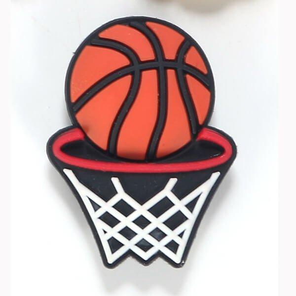 スポーツサンダルアクセサリー バスケットゴールタイプ 1個