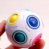 サッカーボール型のユニークパズル