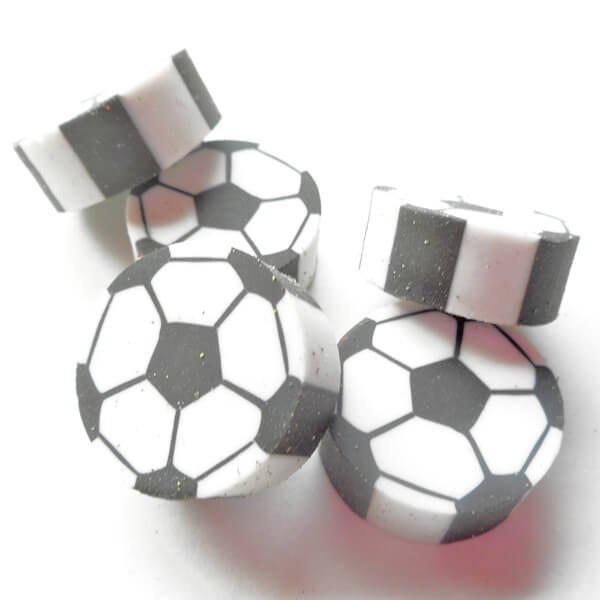 コイン型消しゴム(サッカーボール)単価37円〜【画像2】