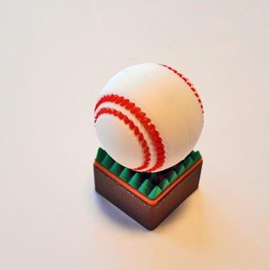 かわいいUSBメモリ  野球ボールタイプ【画像2】