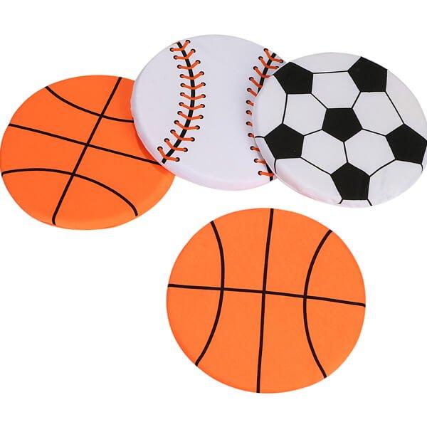 バスケットボール型のソフトフリスビー【画像6】