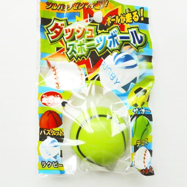 ボールチョロQ テニスボール 1個