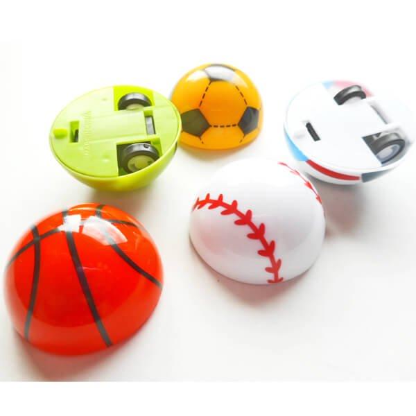 ボールチョロQ テニスボール 1個【画像2】