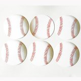 野球グッズセット割引あり  野球グッズ・雑貨 セットでお得! 野球ボール型 紙コースター  単価35円〜
