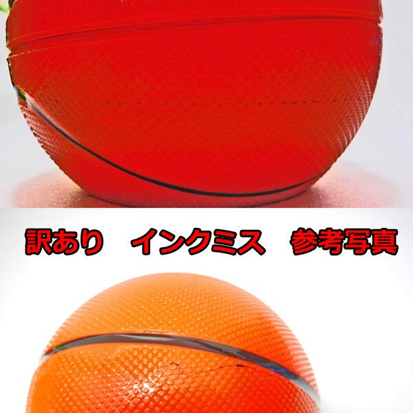 フォトフレーム付目覚まし時計 バスケットボールタイプ【画像7】