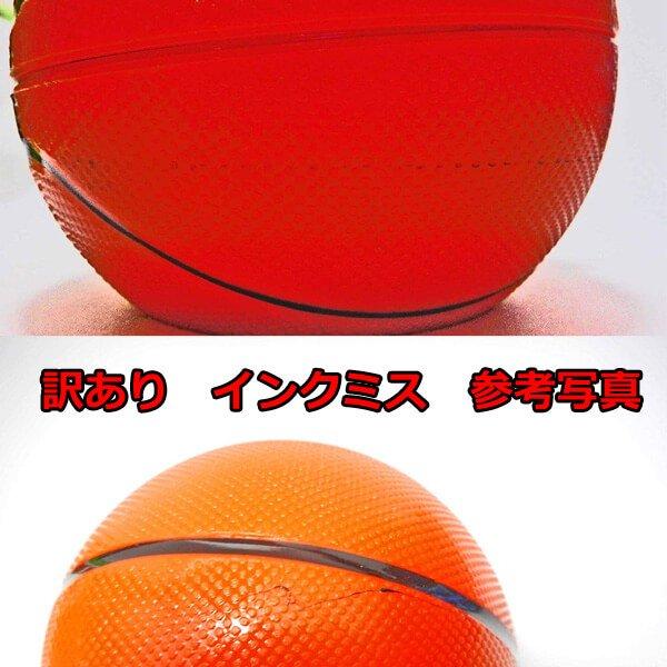 (訳あり 割引販売)フォトフレーム付目覚まし時計 バスケットボールタイプ【画像7】