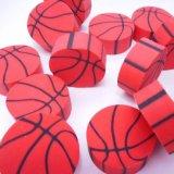バスケットボールグッズ・雑貨 コイン型消しゴム(バスケットボール)単価31円〜