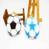 サッカーボール柄 パンチボール 1個