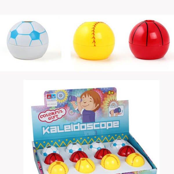 野球ボール型の可愛い双眼鏡【画像3】
