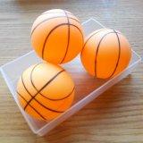 バスケット柄 卓球ボール