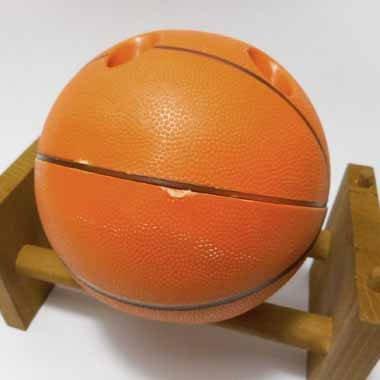 バスケットボール型ペン立て【画像3】