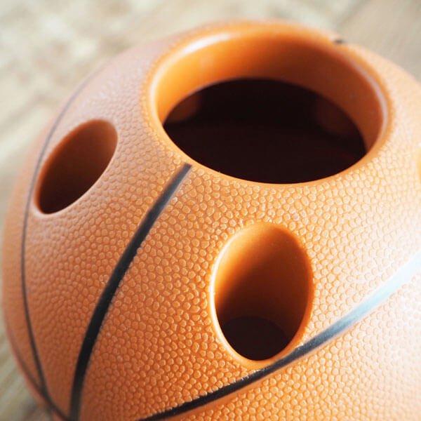 バスケットボール型ペン立て【画像6】