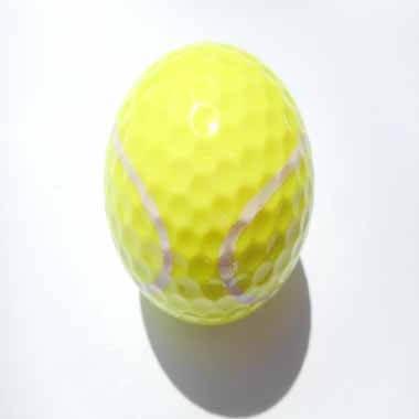 他種目ボール柄 ゴルフボール 1個【画像8】
