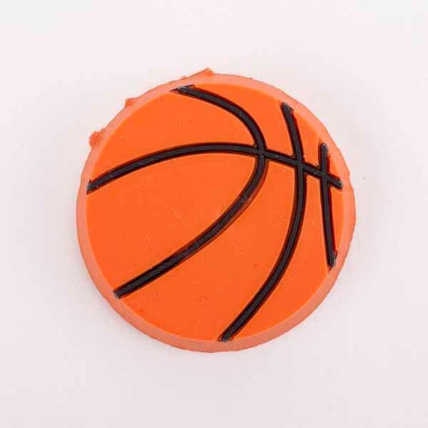 セットがお得 バスケットボール柄 コイン型マグネット 単価78円〜【画像3】