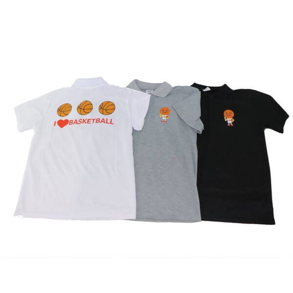 バスケ好きのためのオリジナルシャツ 1枚