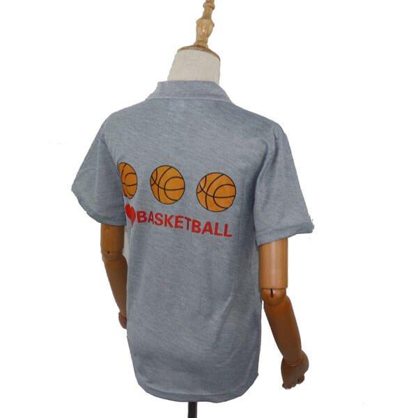 バスケ好きのためのオリジナルシャツ 1枚【画像3】