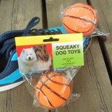 バスケグッズ 金額で選択 愛犬用プープーバスケットボール