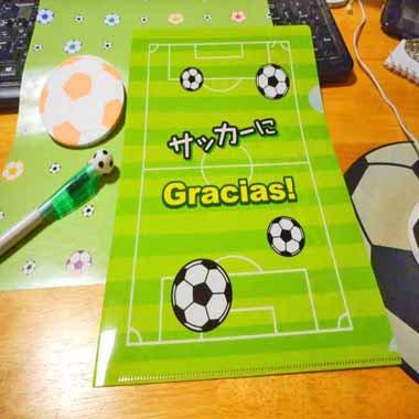 セットがお得! サッカーボール型 かわいい付箋紙メモ帳  単価 185円〜【画像5】