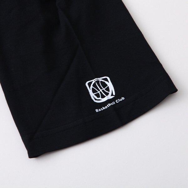 シャツ「バスケ魂」文字入りかっこいいTシャツ【画像4】